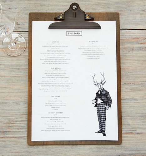 Magia Restaurant Menu