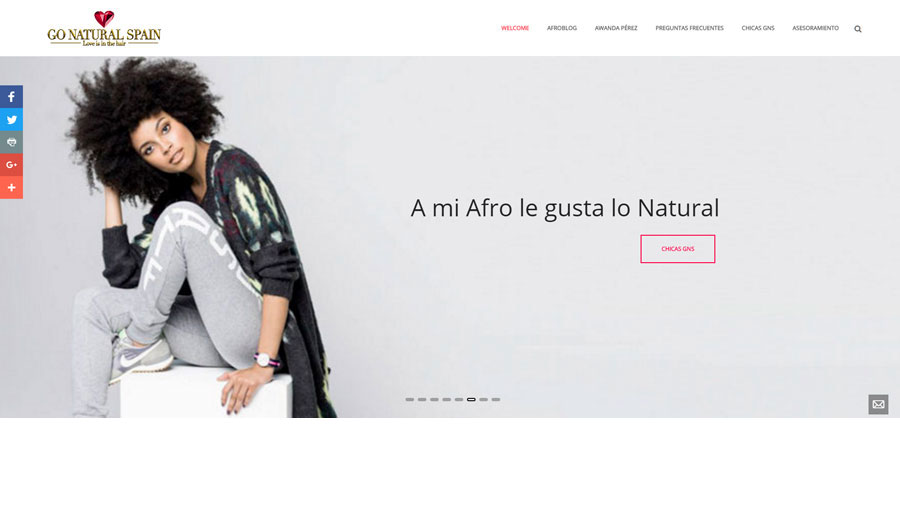 Go Natural Spain