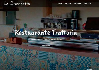 La Bruschetta Madrid